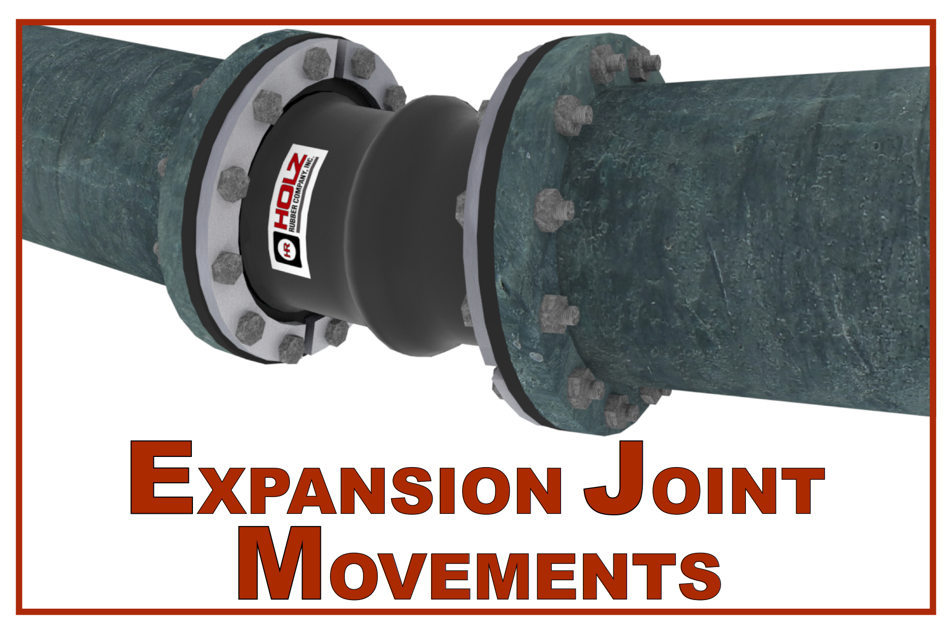 Holz Rubber Education Expansion Joint Movements