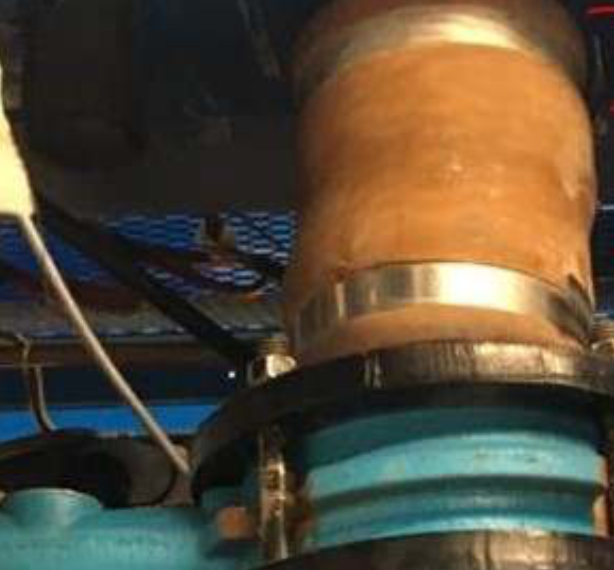 Holz Rubber Engineered Vibration Dampener