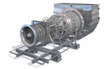 Holz Rubber High Temperature Ducting Joint Provides A Solution For A Gas Turbine