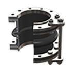 Series 300 Elastomer Piping Expansion Joint Holz Rubber
