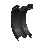 Wide-Arch-Expansion-Joint-No-Liner-180x180 Holz Rubber Types of Expansion Joints