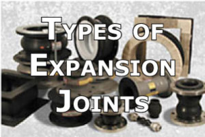 Holz Rubber Education Types of Expansion Joints